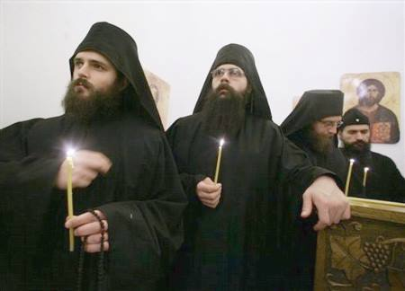 orthodox-monks-serbia