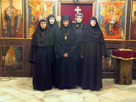 orthodox-nuns